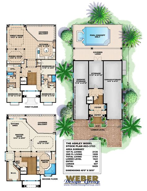 story house plans modern contemporary homes