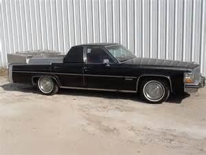 Cadillac Fleetwood Flower Car