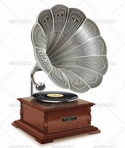 Phonograph Horn Drawing | www.pixshark.com - Images ...