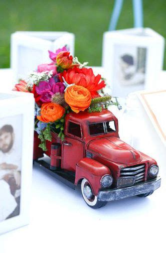 vintage cer decorating ideas rustic chic california wedding once wed model car