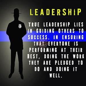 Inspirational P... Police Officer Quotes