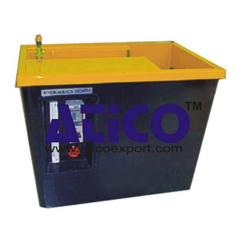 Basic Hydraulic Test Bench India
