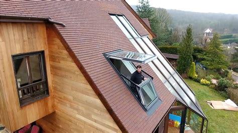 velux cabrio fenster mach dein dachfenster zum balkon velux cabrio