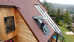 Velux Dachfenster Kosten : mach dein dachfenster zum balkon velux cabrio youtube ~ Orissabook.com Haus und Dekorationen