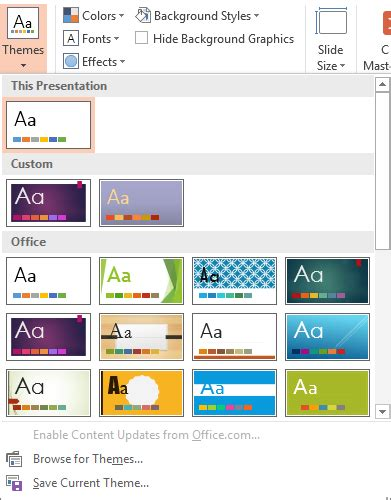 create  save  powerpoint template powerpoint