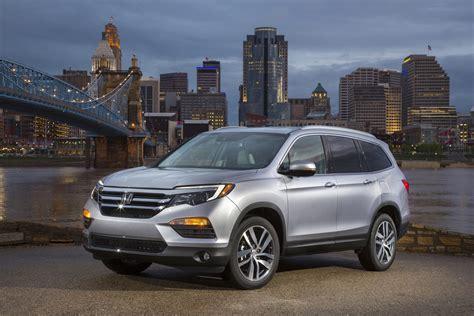 2016 Honda Pilot Reviews And Rating
