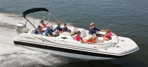 Hurricane Deck Boats by Research 2013 Hurricane Deck Boats Ss 232 Ob On Iboats