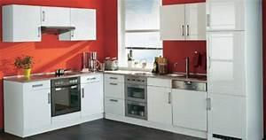Doppelblock Küche Günstig : m bel g k che varel hochglanz wei ~ Markanthonyermac.com Haus und Dekorationen