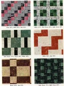 linoleum design 1955 armstrong tile decorative patterns retro renovation
