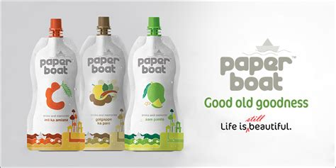 Paper Boat Drinks by Narayana Murthy Backed Paper Boat Is Giving Traditional