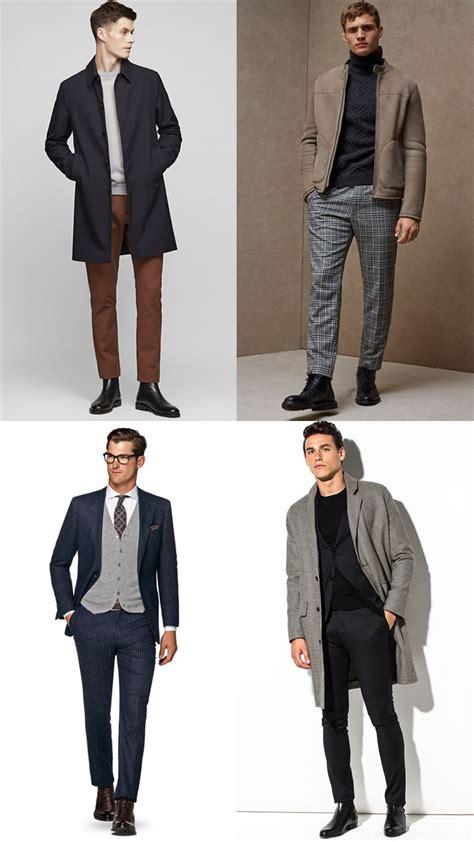 Autumn Wardrobe Essentials For Men Fashionbeans
