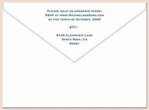 best album of wedding invitation envelope etiquette With wording for wedding invitations envelopes