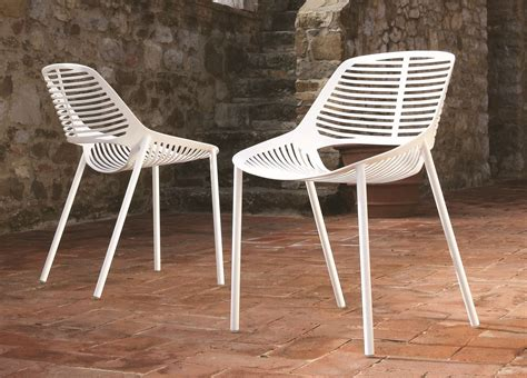 niwa contemporary garden dining chair modern garden