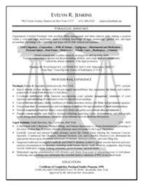 tips for a presentable paralegal resume fremont college