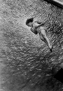 Vintage Black & White Photographs of The Plunge ~ vintage ...