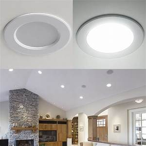 6w 3 5-inch Led Recessed Ceiling Lights