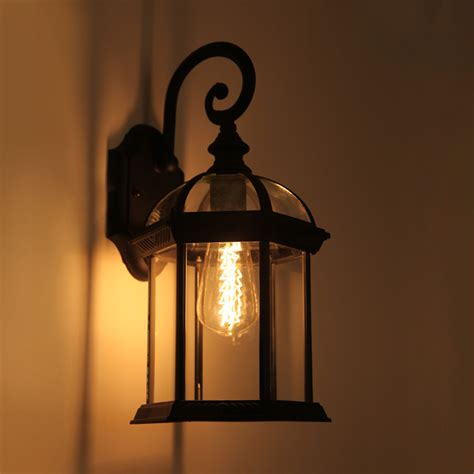 american vintage outdoor wall l led household fashion