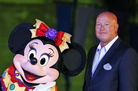Disney CEO Bob Iger steps down in surprise announcement ...