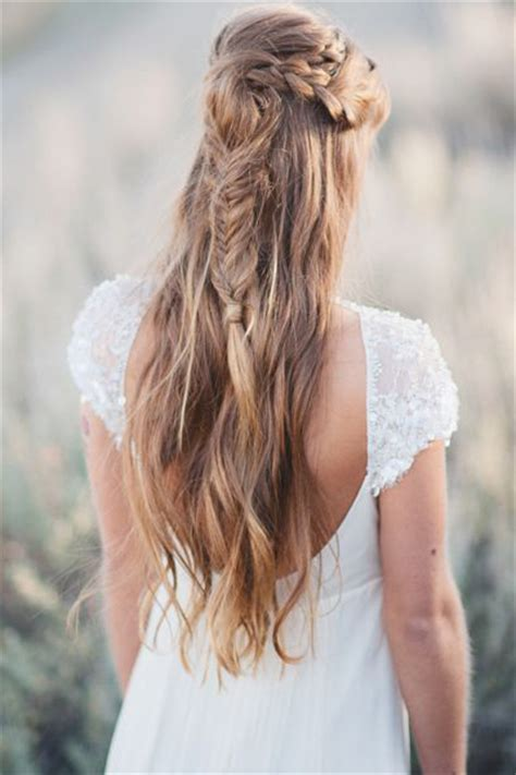 glamorous french braid hairstyles   pretty designs