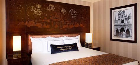 guest rooms amenities disneyland hotel disneyland resort