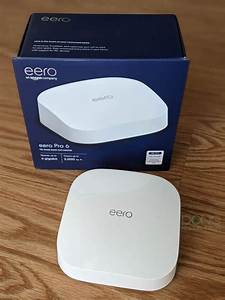 Eero Pro 6 Tri-band Ax4200 Mesh Router Review