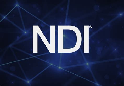 Newtek Ndi® Version 3 Offers The Only Endtoend Ip Video