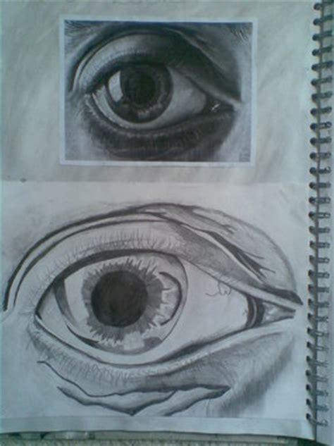 bbc blast art design mc escher eye drawing