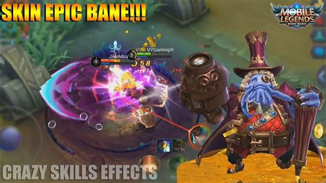 Epic Skin Bane Rework!!! Amazing Skills & Animation
