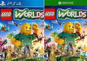 HOT 1999 Reg 30 LEGO Worlds PS4 Or Xbox One