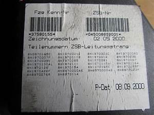 Audi Tt Mk1 8n Dash Fuse Box 8d1941824