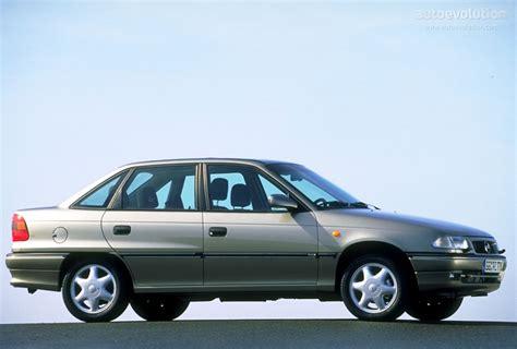 Opel India by Opel Astra Sedan Specs Photos 1994 1995 1996 1997