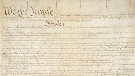 The Us Constitution Is A Poem  Overthinking It
