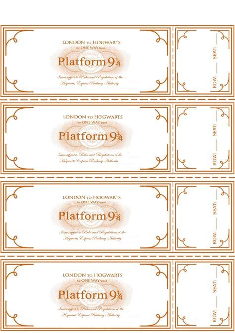 harry potter invitation template i do on a dime harry potter