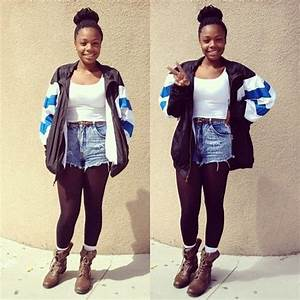 90s Outfits For Black Women