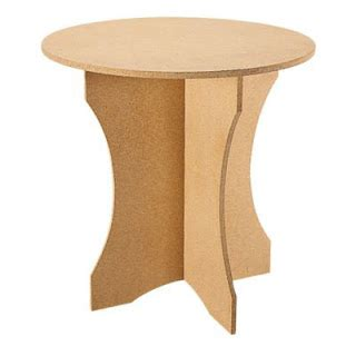 30 inch round particle board table our hopeful home copy that ballard designs round side