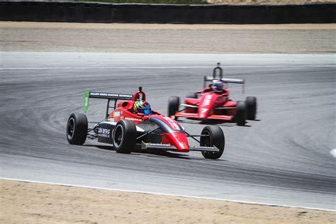 Laguna Seca Formula Car One Day 2016
