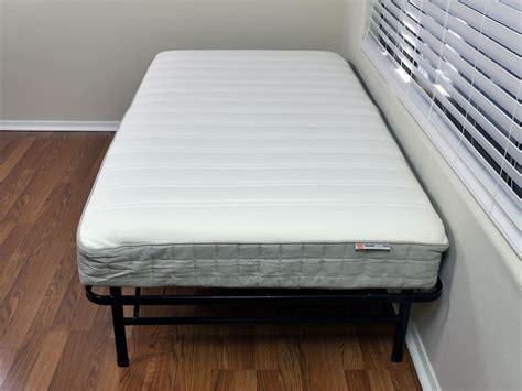 ikea futon mattress ikea mattress reviews sleepopolis