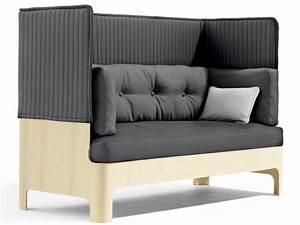 koja canape avec dossier haut by bla station design With tapis ethnique avec canapé avec dossier haut