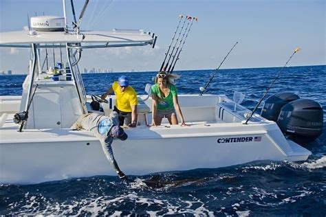 Contender Boats Colors by Contender Boats We Build Sportfishing Boats