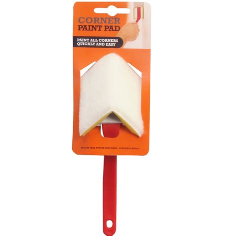 cm corner painting pad angled brush easy painter
