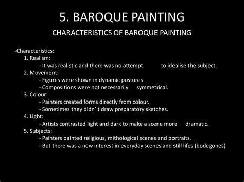 baroque painting  thalasocracia issuu