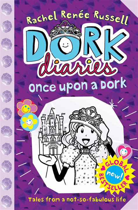 Dork Diaries Once Upon A Dork  Book By Rachel Renee