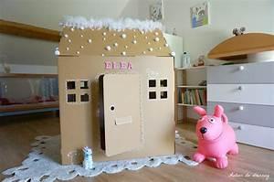 Grande Cabane Enfant : comment fabriquer une grande cabane en carton ~ Melissatoandfro.com Idées de Décoration