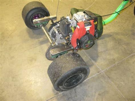 Powered Rear Axle For Drift Trike Or Go Kart, Or