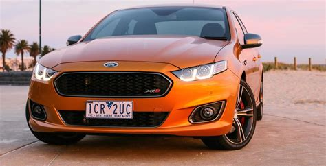 2015 Ford Falcon XR8 Review | CarAdvice