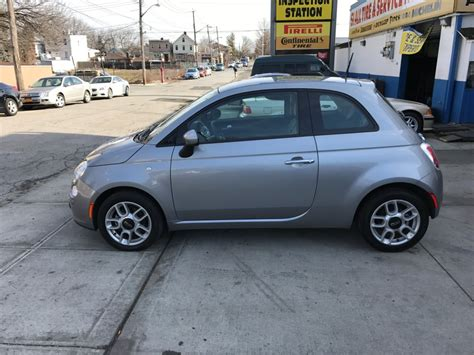 Fiat For Sale Used by Used 2015 Fiat 500 Pop Hatchback 7 590 00