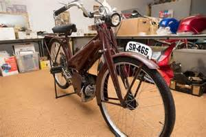 'exceptionally Rare' Vintage Motorcycle Collection To Be