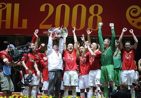 Sir Alex Ferguson insists 2008 Champions League success ...