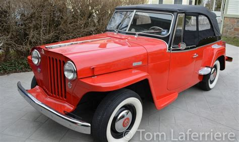 1948 willys jeepster 1948 willys jeepster phaeton for sale offered by