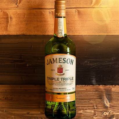 Triple Jameson Whiskey Irish